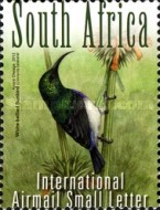 [South African Birds, Typ BYO]