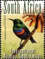 [South African Birds, Typ BYQ]