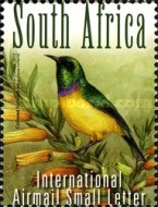 [South African Birds, Typ BYS]
