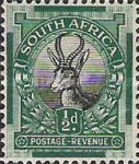 """[Definitive Issue - """"SOUTH AFRICA"""" or """"SUIDAFRIKA"""", type D]"""