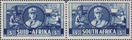 [War Effort - Prices are for Single Stamps, Typ DA]