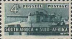 [War Effort - Country Inscription in English and Afrikaan - Prices are for Single Stamps, Typ DT]