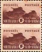 [War Effort - Country Inscription in English and Afrikaan - Prices are for Single Stamps, Typ DU]