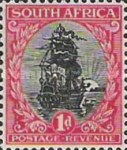 """[Definitive Issue - """"SOUTH AFRICA"""" or """"SUIDAFRIKA"""", type E]"""