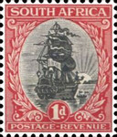 """[Definitive Issue - """"SOUTH AFRICA"""" or """"SUIDAFRIKA"""", type E1]"""