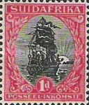 """[Definitive Issue - """"SOUTH AFRICA"""" or """"SUIDAFRIKA"""", type E2]"""