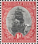 """[Definitive Issue - """"SOUTH AFRICA"""" or """"SUIDAFRIKA"""", type E3]"""