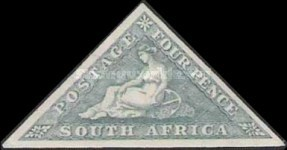 """[Definitive Issue - """"SOUTH AFRICA"""" or """"SUIDAFRIKA"""", type F]"""