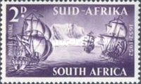 [The 300th Anniversary of the Landing of Van Riebeeck, Typ FW]