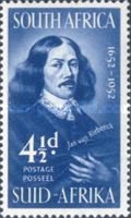 [The 300th Anniversary of the Landing of Van Riebeeck, Typ FX]