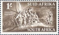 [The 300th Anniversary of the Landing of Van Riebeeck, Typ FY]