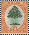 """[Definitive Issue - """"SOUTH AFRICA"""" or """"SUIDAFRIKA"""", type G]"""