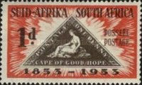 [The 100th Anniversary of the first Cape of Good Hope Stamps, Typ GC]