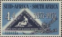 [The 100th Anniversary of the first Cape of Good Hope Stamps, Typ GD]