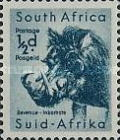[Local Animals Stamps of 1954 - Different Watermark, Typ GI1]