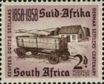 [The 100th Anniversary of the Arrival of German Settlers in South Africa, Typ HA]