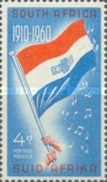 [The 50th Anniversary of Union of South Africa, Typ HE]