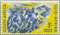 [The 50th Anniversary of Union of South Africa, Typ HG]