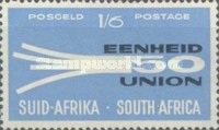[The 50th Anniversary of Union of South Africa, Typ HH]