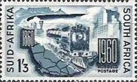 [The 100th Anniversary of South African Railways, Typ HI]