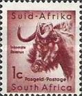 [Local Animals Stamps of 1954 with New Currency, Typ HL]