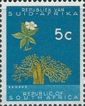 [Definitive Issues of 1961 with Different Watermark, Typ ID2]