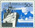 [Definitive Issues of 1961 with Different Watermark, Typ II2]