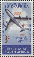 [The 50th Anniversary of First South African Aerial Post, Typ IK]