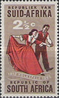[The 50th Anniversary of Volkspele (Folk-dancing) in South Africa, Typ IL]