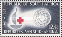 [The 100th Anniversary of Red Cross, Typ IP]