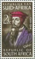 [The 400th Anniversary of the Death of Calvin (Protestant Reformer), Typ JF]