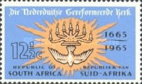 [The 300th Anniversary of Nederduites Gereformeerde Kerk (Dutch Reformed Church) in South Africa, Typ JL]