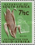 [Definitive Issue of 1961 with Different Inscription Design and Watermark, Typ KD]