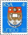 [The 100th Anniversary of the University of South Africa, Typ MD]