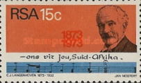[The 100th Anniversary of the Birth of C. J. Langenhoven, Typ ML]
