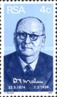 [The 100th Anniversary of the Birth of Doctor D. F. Malan, Prime Minister, Typ NB]