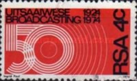 [The 50th Anniversary of Broadcasting in South Africa, Typ ND]
