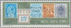 [The 100th Anniversary of the Universal Postal Union, Typ NF]