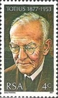 [The 100th Anniversary of the Birth of J. D. du Toit, Theologian and Poet, Typ PE]