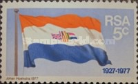 [The 50th Anniversary of National Flag, Typ QE]