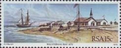 [The 100th Anniversary of the Annexation of Walvis Bay, Typ QF]