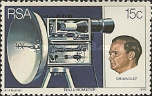 [The 25th Anniversary of Tellurometer (Radio Distance Measurer), Typ QT]