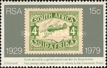 [The 50th Anniversary of Stamp Production in South Africa, Typ QU]