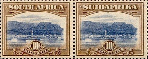 [Local Motives - Country name in English or Afrikaans - Prices are for Single Stamps, Typ R1]