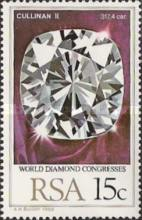 [World Diamond Congresses, Johannesburg, Typ RM]