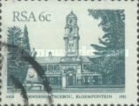 [South African Architecture - Engraved and Different Colors, Typ SV1]