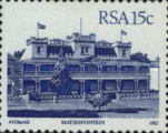 [South African Architecture - Engraved and Different Colors, Typ TA1]