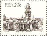 [South African Architecture - Engraved and Different Colors, Typ TB2]