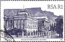 [South African Architecture - Engraved and Different Colors, Typ TF1]