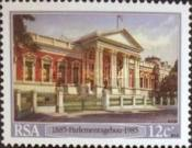 [The 100th Anniversary of the Cape Parliament Building, Typ VG]